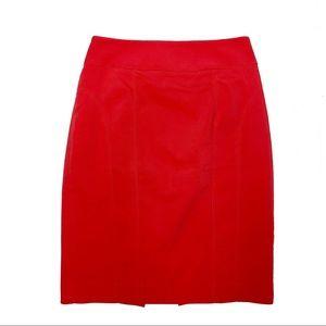 Express sz 2 pencil skirt